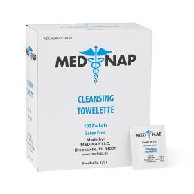 Cleansing Wet Wipes