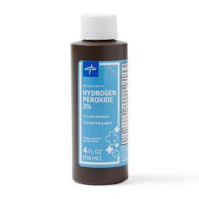Hydrogen Peroxide 3%, 4 oz.