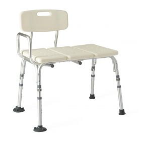 Knockdown Transfer Bench with Back MDS86960KD