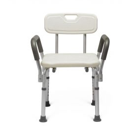 Knockdown Bath Bench with Arms 2 Unit