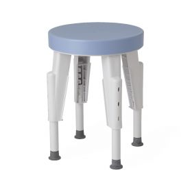 Composite Bath Stool with Swivel Seat MDS89756R