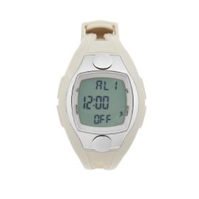 Heart Rate and Pedometer Watch