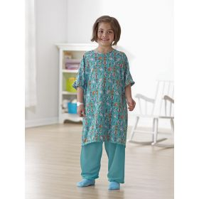 Pet Parade Pediatric IV Gowns MDT011489M