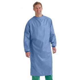 Blockade 2-Ply Surgeon Gown, Ceil Blue, Size L