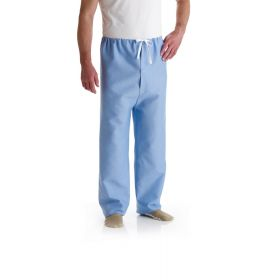 Drawstring Pajama Shorts, Light Blue, Size Small