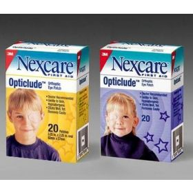 Nexcare Opticlude Eye Patch by 3M Healthcare MMM1539H