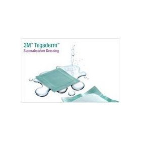Tegaderm Superabsorber Dressings by 3M Healthcare MMM90701Z