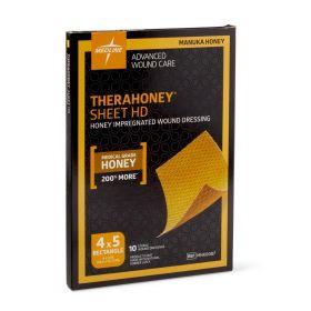"TheraHoney HD Honey Wound Dressings, 4"" x 5"" Sheet"