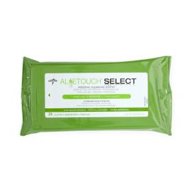 Aloetouch SELECT Premium Spunlace Personal Cleansing Wipes MSC095280