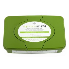 Aloetouch SELECT Premium Spunlace Personal Cleansing Wipes MSC263701