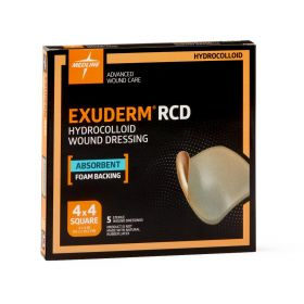 Exuderm RCD Hydrocolloid Wound Dressings