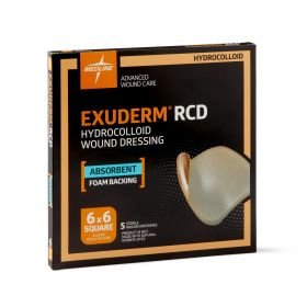Exuderm RCD Hydrocolloid Wound Dressings MSC5225