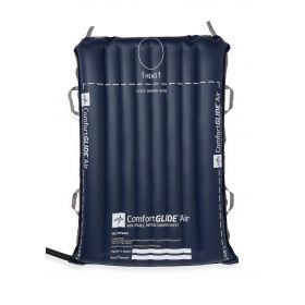 """Comfort Glide Air Inflatable Repositioning Sheet, No Straps, Single Patient Use, 1000-lb. Capacity, 44"""" x 60"""""""