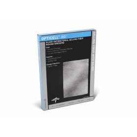 Opticell Ag+ Silver Antibacterial Gelling Fiber Wound Dressings MSC98812EPH