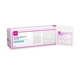 SensiCare PI Micro Surgical Gloves, Size 6.5 MSG9665H