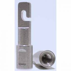 Ambutech Hook Style threaded and Slip On Tip Adapter