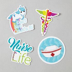 Nurse Sticker Pack