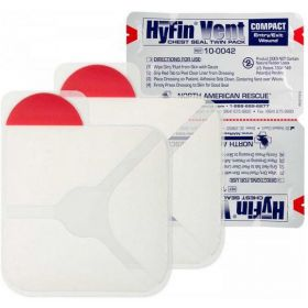 Hyfin Vent Compact Chest Seals by North American Rescue NAR100042