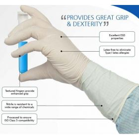 BioClean Nano 5 Gloves NITNAN5S