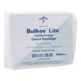 Bulkee Lite Nonsterile Cotton Conforming Bandages NON27492