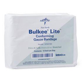 Bulkee Lite Nonsterile Cotton Conforming Bandages NON27493