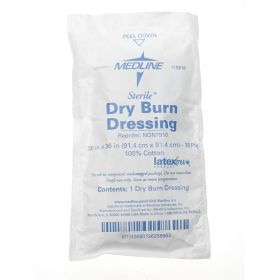"Steile Burn Dressing, 36"" x 36"" 18 Ply"