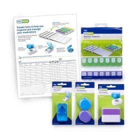 Medication Management Tool Kit NONMEDADHKIT