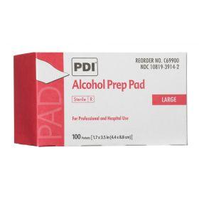 Alcohol Prep Pads by PDI, Inc NPKC69900Z