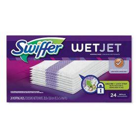 Swiffer Refill Pads, 24/Pack, 4 Packs / Case