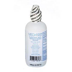 Eye Wash Solution, Medi-First, 4 oz./Bottle