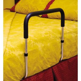 Essential Medical P1410 Height Adjustable Hand Bed Rail for Home Beds
