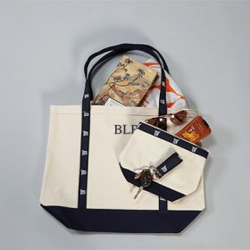 Rx Tote, Pouch & Key Chain Gift Set, Personalized