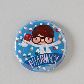 Pharmacy Badge Reel Cover