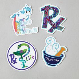 Pharmacy Sticker Pack