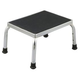 Essential Medical Supply P2700 Chrome Plated Foot Stool