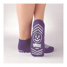 Risk Management Double-Imprint Terry Slipper Socks PBE3911001
