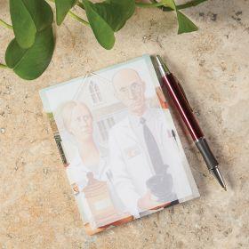 Pharmacy Gothic Notepad
