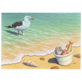 Pharmacy Seashore Print Only
