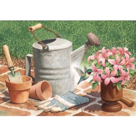 Pharmacy Watering Can Print Only
