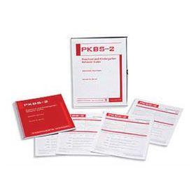 PKBS-2: Preschool and Kindergarten Behavior Scales Second Edition