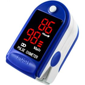 3B Products Pulse Oximeter-Blue