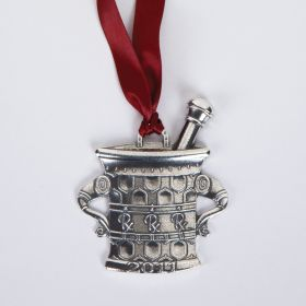 Pewter Rx Ornament - 2011