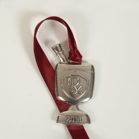 Pewter Rx Ornament - 2013