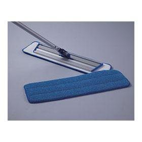 "Microfiber Blue Mop Head, 19.2"""