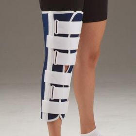 Canvas Knee Immobilizers by DeRoyal QTX1050227