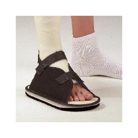 Black Canvas Cast Shoes by DeRoyal QTX203304