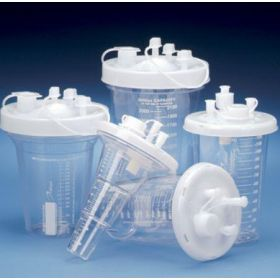 Crystaline Rigid Canister System by DeRoyal QTX713101