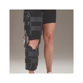 Slimline Universal Knee Braces by DeRoyal QTXKB204000