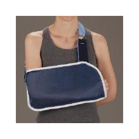 Arm Sling with Foam Strap by DeRoyal QTXTX802324