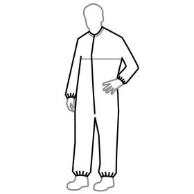 Tyvek IsoClean Series Coveralls by DuPont